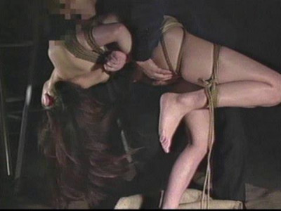 B&D Pleasures – Severe Oriental Bondage 5