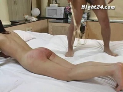 Japanese Whipping & Caning