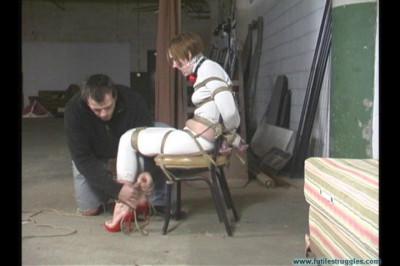 Rachel's Strict Chair Tie Part 2