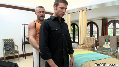 RubHim - Kevin Crows Fucks Trace Michaels