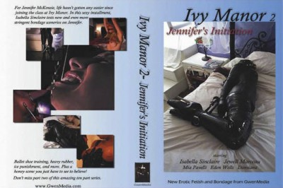 Ivy Manor 2 - Jennifer's Initiation