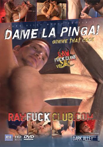 Dame La Pinga Gimme That Cock And Bareback Them – Dimitri Santiago, Dominik Rider, Marco Cruise