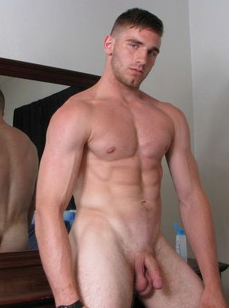 A Real Buff Straight Jock! — Elijah Knight