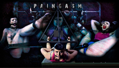 Paingasm — Katharine Cane and Cyd Black