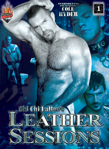 Leather Sessions - daddy bear dudes sucking...