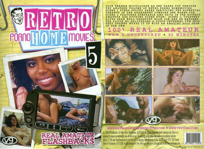 Retro Porno Home Movies#5 (1980) DVDRip