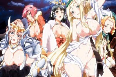 Kuroinu – Kedakaki Seijo Wa Hakudaku Ni Somaru 04