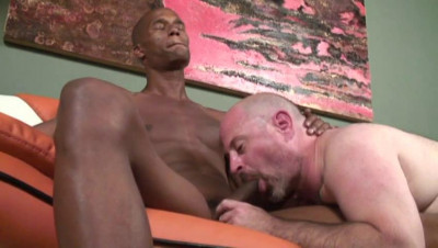 Mature Man Got Fucked By A Big Black Dick