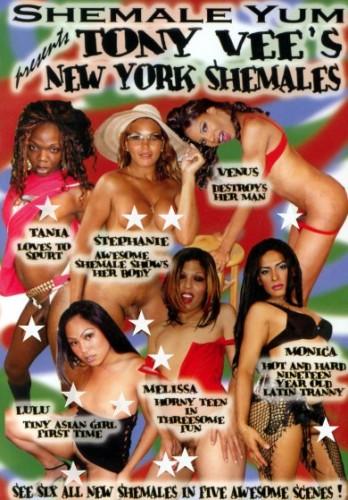 Tony Vee's New York Shemales Part 1