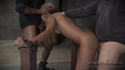 SexuallyBroken – May 11, 2015 – Skin Diamond – Matt Williams – Jack Hammer