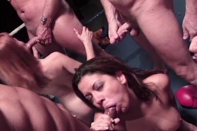 Aka Filthy Whore Gina Ryder, scene 1