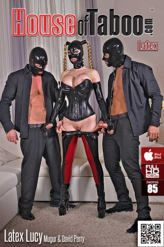 Mystery Masks — Latex Loving Threesome For Fetish Lovers