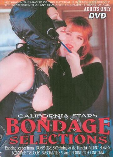 California Star - Bondage Selections