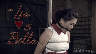 TopGrl – Jun 01, 2015- Lea Vs Bella – Lea Hart – OT – Bella Rossi