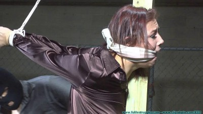 Riley Is Captured Belt Whipped And Hogtied 1part – BDSM, Humiliation, Torture HD 720p