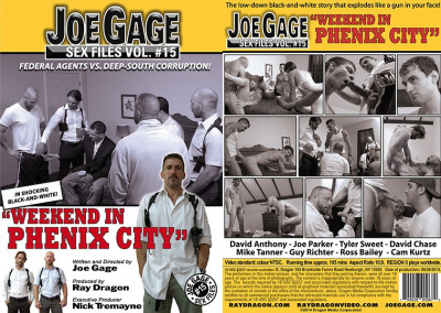 Joe Gage Sex Files: Vol. #15: Weekend in Phenix City