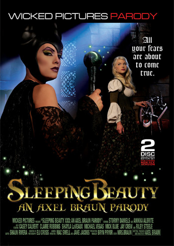 Sleeping Beauty - Porn Parody