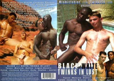 Black And White Twinks In Lust (2004)