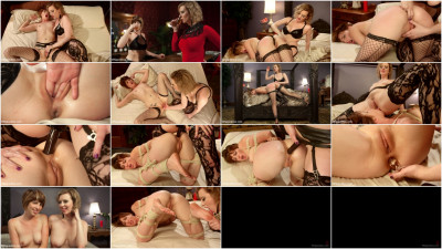 The Morning After: Kinky Lesbian Seduces Straight Girl
