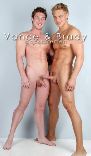 Cocksuremen - Brady Jensen and Vance Crawford