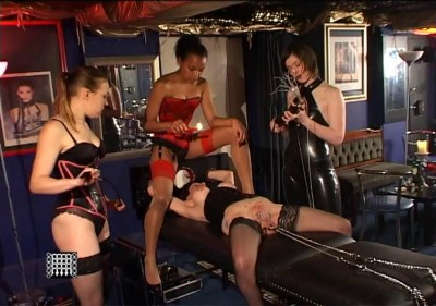 Young Dominatrix's Plaything