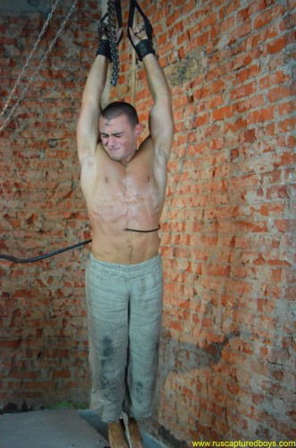 Judoist Vitaly in Slavery. Part I