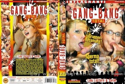 Gang Bang Total — Lulu & Sarah