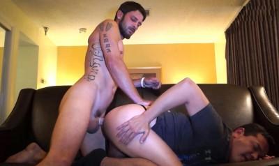 Papa Kream fucks Victor's asshole (1080p)