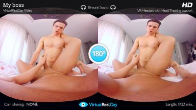 Virtual Real Gay – My Boss – Sergyo And Brute Club