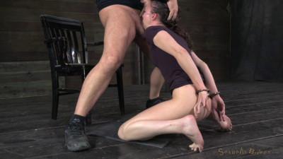 Innocent Face, Deep Throating Champ Bonnie Day Brutally Pounded And Bred (2014)