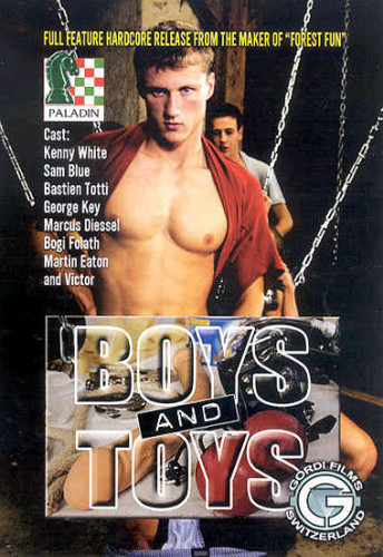 Boys and Toys - toys, cast, file, boys