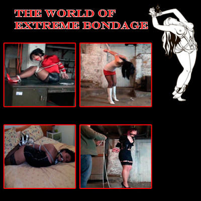 The world of extreme bondage 135