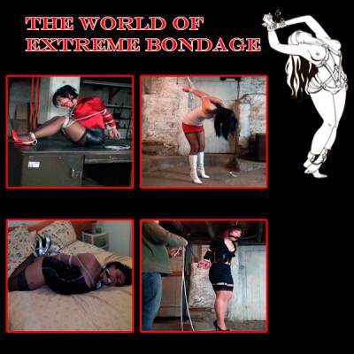 The world of extreme bondage 135