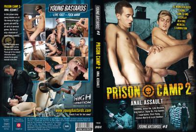 Prison Camp 2 - Anal Assault
