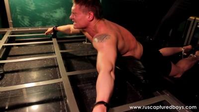 RusCapturedBoys - Bodybuilder Vasily in Jail Final Part