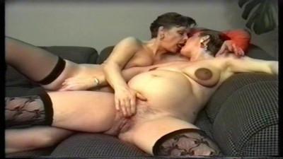 Pregnant lesbians part II