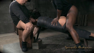 Mia Austin Utterly Destroyed Strict Bondage Brutal Epic Deepthroat Rough Fucking (2015)