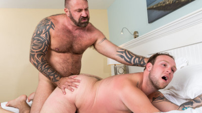 BearF — Sebastian Sax and Marc Angelo