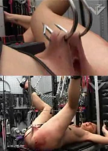 Dangerous hooks for pussy.