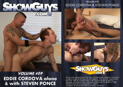 ShowGuys 409 - Eddie Cordova Alone & With Steven Ponce