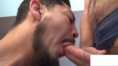 anal sex cast (Gloryhole Sling-Fuck – Aitor Bravo & Lucas Fox).