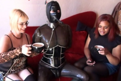 Double Domme TeaParty - Wicked Grounds CBT (2014)