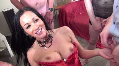 More Bukkake for Chantelle Fox