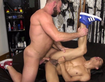 Boyfriend Breeding - Shay Michaels & Armond Rizzo