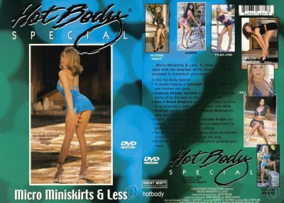 Description Hot Body Special: Micro Miniskirts & Less
