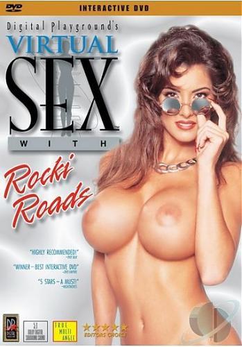 Virtual sex with Rocki Roads