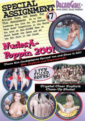 Special Assignment 7 - Nudes-A-Poppin 2001