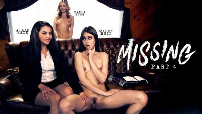 Allie Haze, Karla Kush, Riley Reid — Missing Part Four (2016)