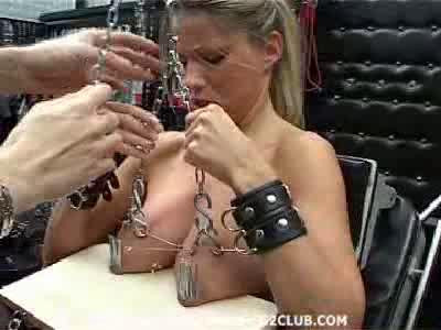 Blonde Bloody Stuff And Electro Torture – Part 1