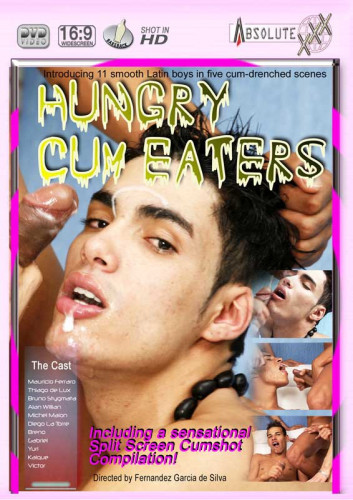 Hungry Cum Eaters   ( Absolute XXX )